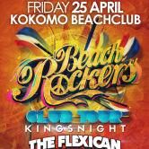 Beachrockers Club Tour