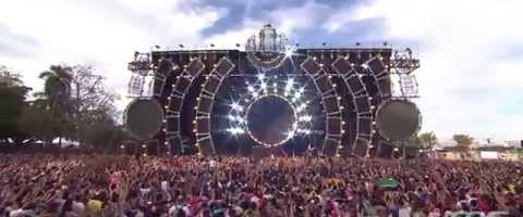 Go played on UMF 2014 by Jack-U