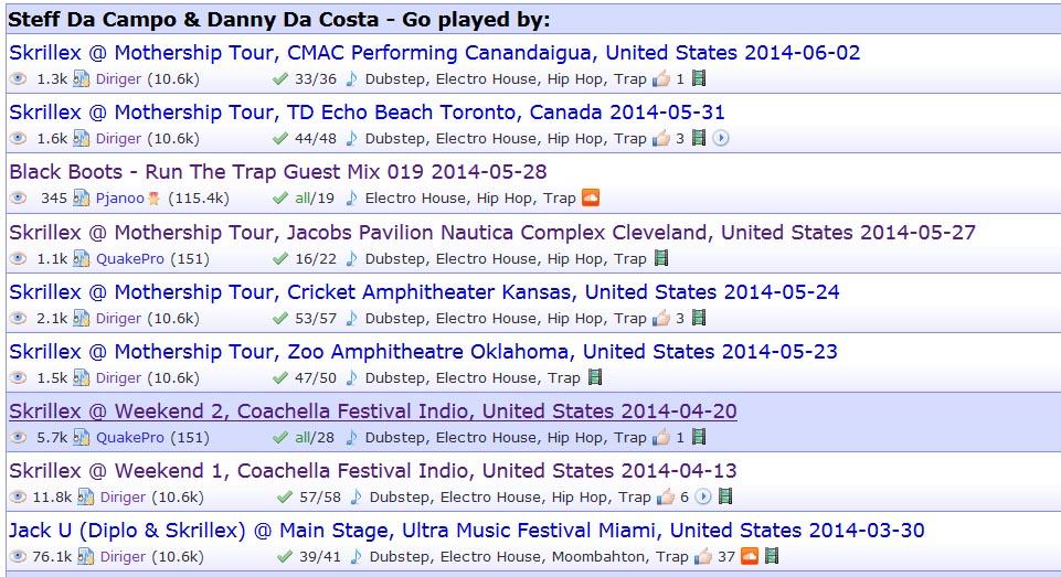 Skrillex GO Mothership North America Tour
