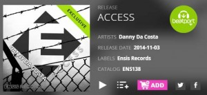 Beatport - Access